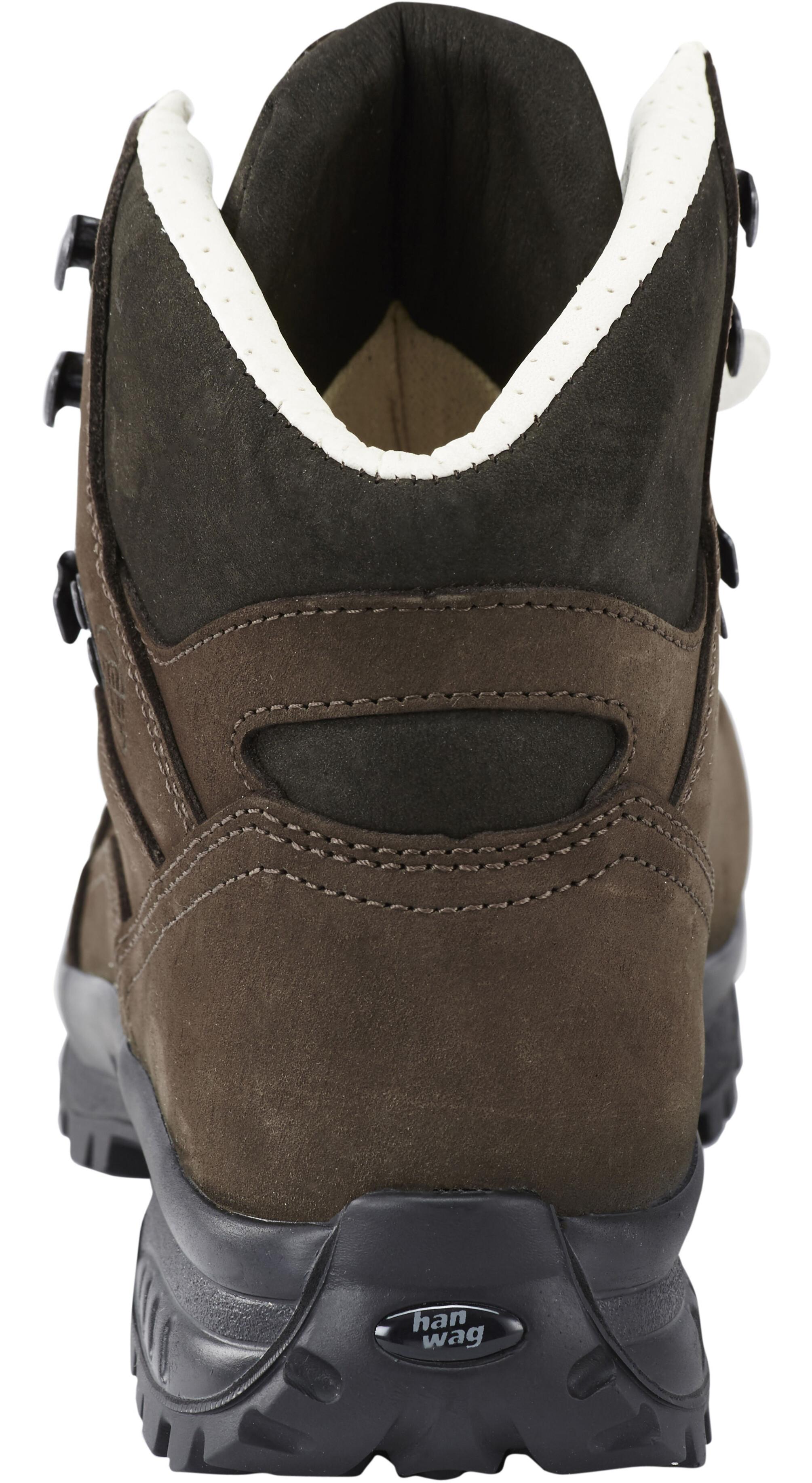 dc120c70493 Hanwag Alta Bunion Shoes Women brown